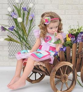 Магазин детских платьев