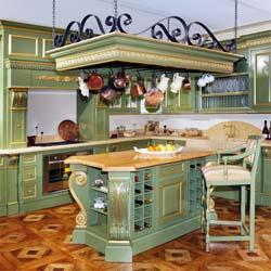 Виды и стили кухонь